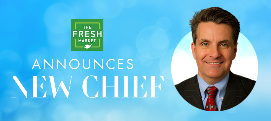 The Fresh Market Appoints Jim Heaney as Chief Financial Officer