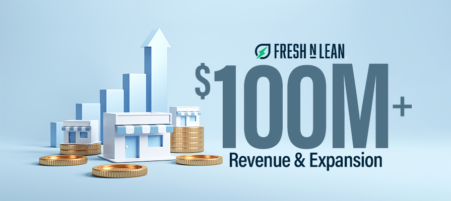 Fresh N' Lean Announces Over 100M Dollars in Revenue, Expansion Plans for New State-of-the-Art Facility, and CMO Search; Laureen and Thomas Asseo Discuss