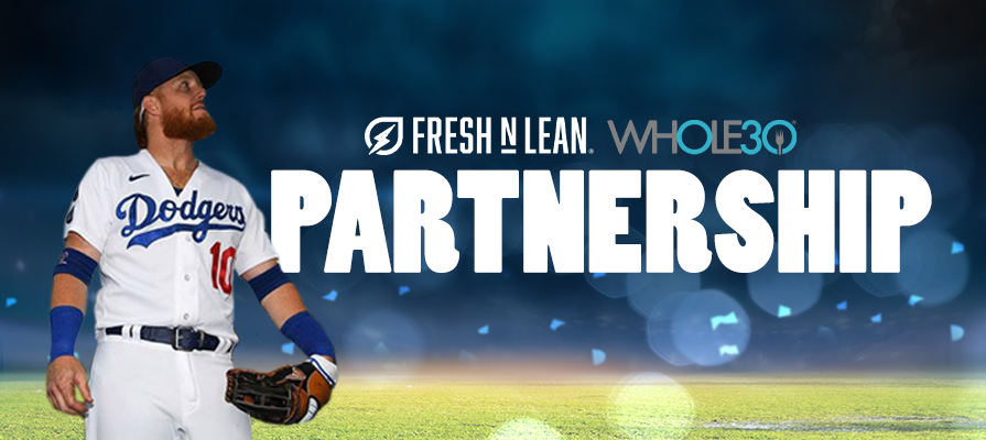Fresh N' Lean Announces New Whole30 Approved® Meal Plan in Partnership With World Series Champion Justin Turner; Thomas Asseo and Melissa Urban Detail
