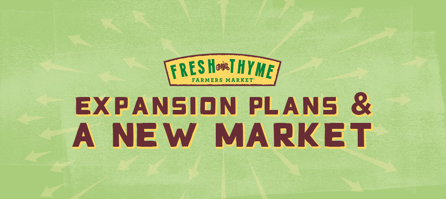 Fresh Thyme Farmers Market's CEO Chris Sherrell Outlines Expansion Plans and a New Market