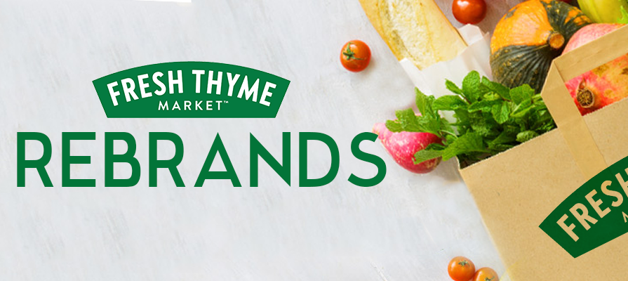 Fresh Thyme Market Announces New Logo and Campaign