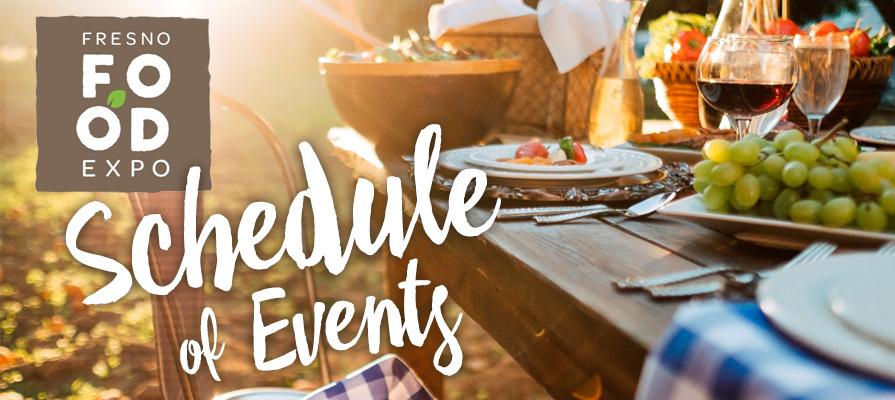 Fresno Food Expo Unveils 2017 Schedule