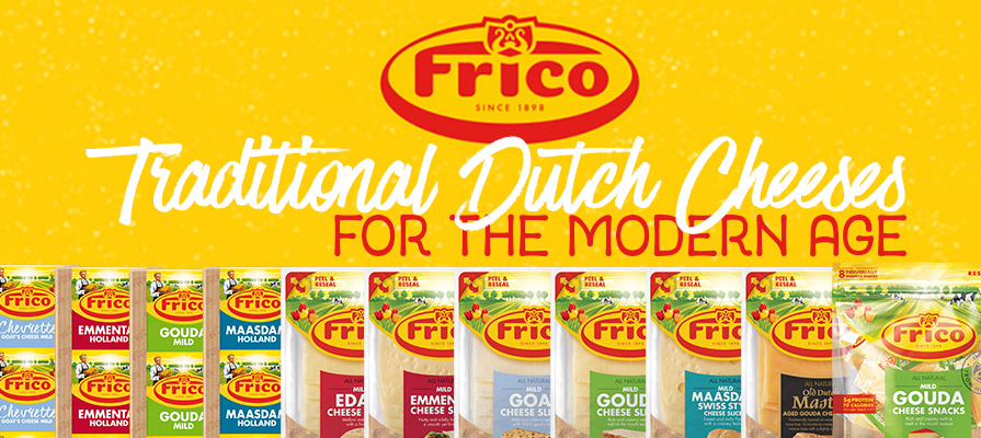 FrieslandCampina Introduces Frico Brand Value-Added Products to U.S. Market