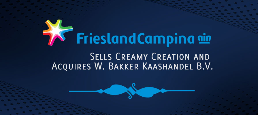 FrieslandCampina Acquires Cheese Company, Sells Liqueur Business