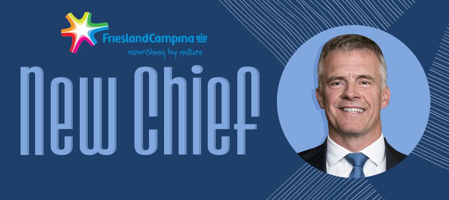 FrieslandCampina Announces New Chief Financial Officer Hans Janssen