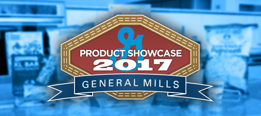 General Mills Unveils New Products for 2017