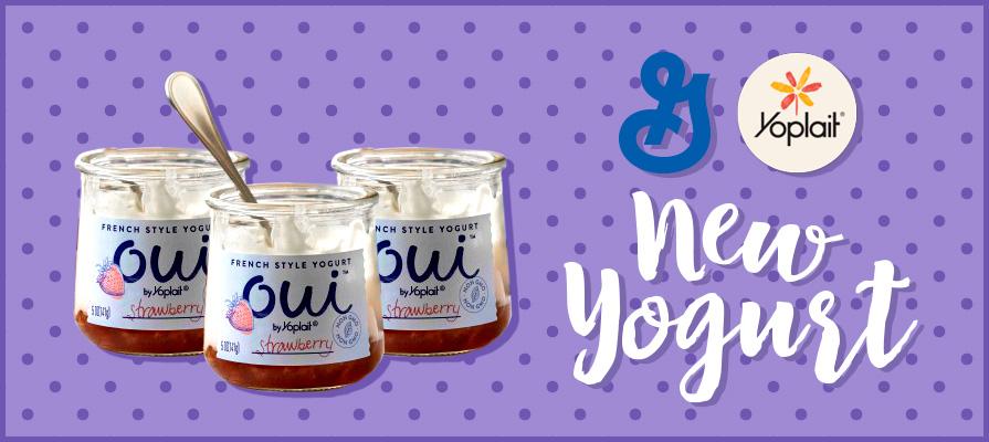 General Mills Unveils New Oui by Yoplait Yogurt
