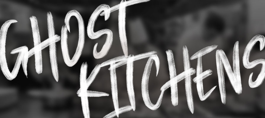 'Ghost Kitchens' Are Taking Over Fast-Food Chains