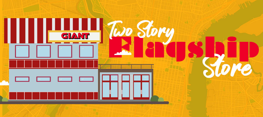 GIANT Food Stores Announces Flagship Philadelphia Store