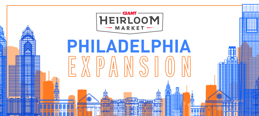 GIANT Food Stores Continues Philadelphia Expansion