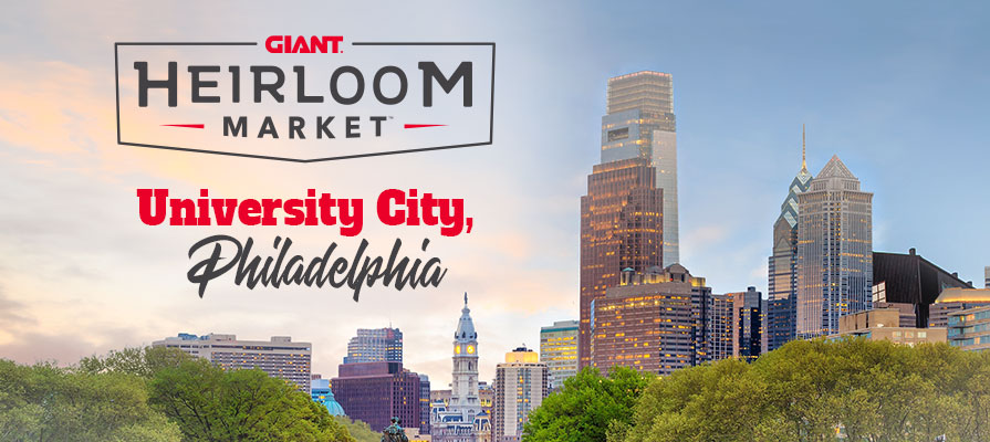 Philadelphia's Second Giant Heirloom Market™ Set to Open in August