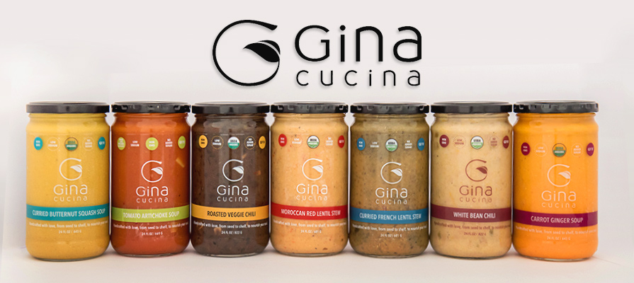 Gina Stryker and Juan Carlos Duque Discuss Gina Cucina Brand, Products, and Mission
