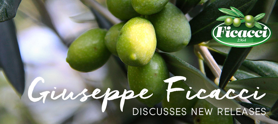 Giuseppe Ficacci with Ficacci Olive Company Discusses New Releases and Media Initiatives