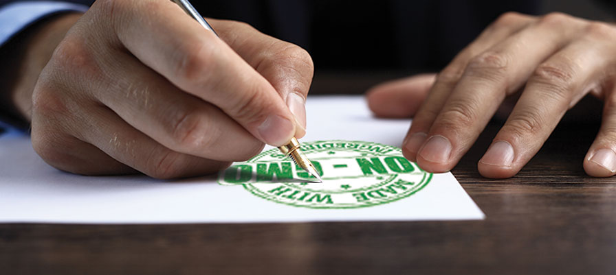 GMO Labeling Bill Signed By President Obama
