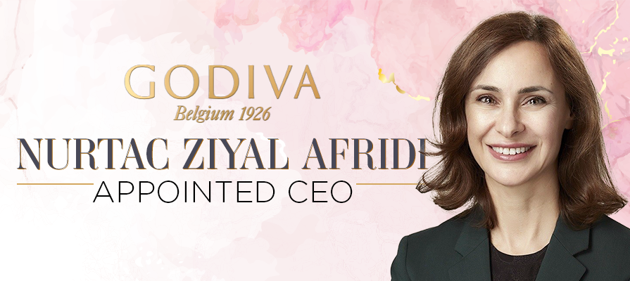 GODIVA Appoints Nurtac Ziyal Afridi as CEO, Marking New Era of Growth and Accessibility for Iconic Brand