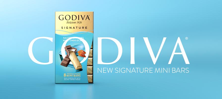 GODIVA Launch Taps $18 Billion Premium Chocolate Category