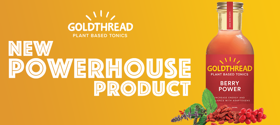 Goldthread Plant Based Tonics Debuts New Berry Power Product