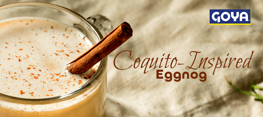 Goya Introduces Coquito-Inspired Holiday Line