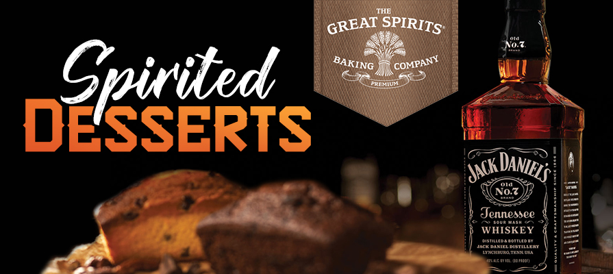 Great Spirits Baking Company Offers Dessert With a Kick