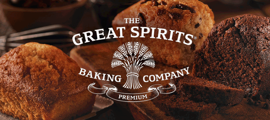 Great Spirits Baking Company Partners Up To Produce Alcohol-Branded Cake Slices
