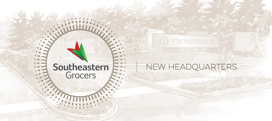 Southeastern Grocers to Share New Headquarters with NGA Human Resources in Jacksonville, FL