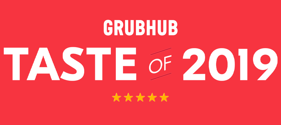 "Grubhub Launches Annual ""Year In Food"" Report Highlighting The Top Trends In 2019"