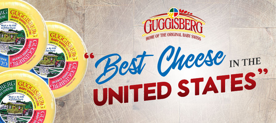 Guggisberg Cheese Named Best In Show at U.S. Championship Cheese Contest