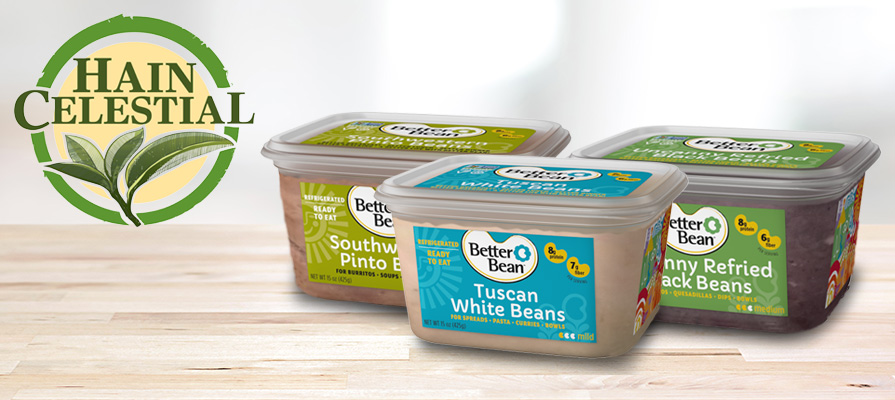 Hain Celestial's Cultivate Ventures Acquires The Better Bean Company
