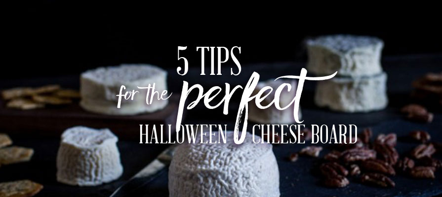 Vermont Creamery's 5 Tips for Making the Perfect Halloween Cheese Board