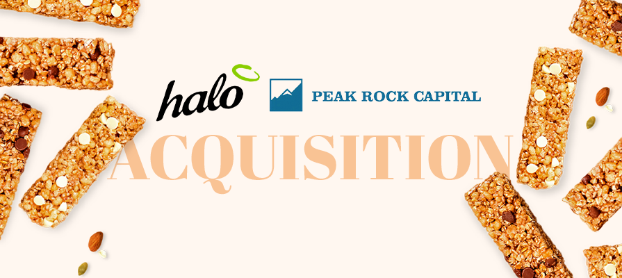 Peak Rock Capital Affiliate Completes Acquisition Of Halo Foods