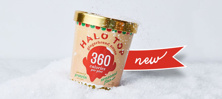 Halo Top Creamery Releases New Holiday Flavor