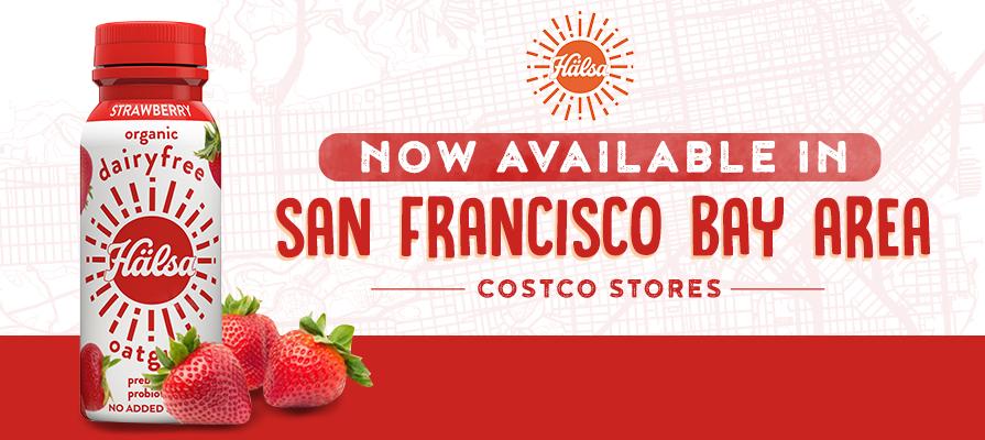 Hälsa Introduces Oatgurt™ to the Bay Area