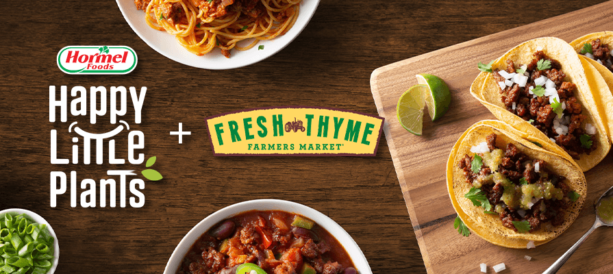 Hormel Partners With Fresh Thyme Farmers Market