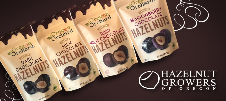Hazelnut Growers of Oregon Unveils Two Lines Amidst Certification