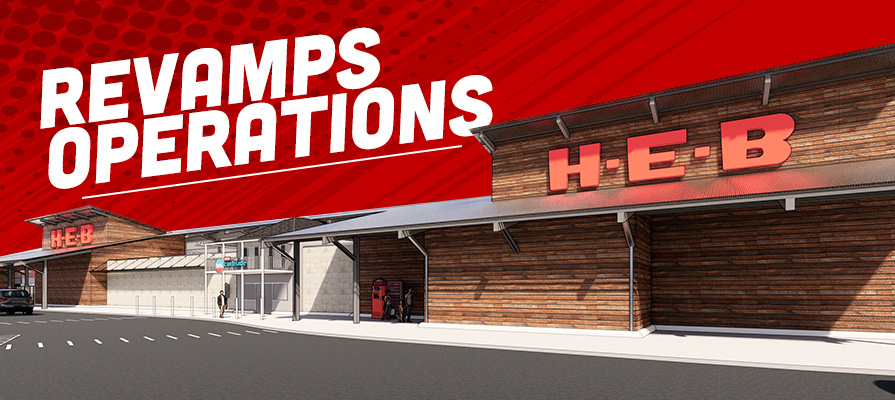 H-E-B Plans for New Store in Kerrville, Texas