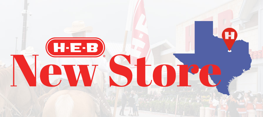 H-E-B Opens Hudson Oaks Store, Expands Commitment to North Texas