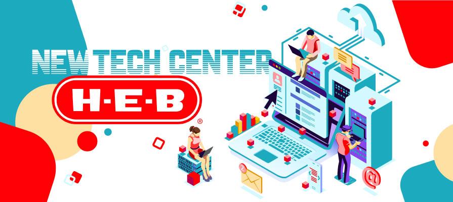 H-E-B Announces Tech Center Addition To Its Headquarters