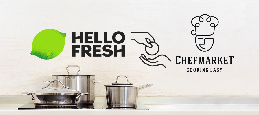 HelloFresh Acquires 10 Percent Stake in Russian Counterpart Chefmarket; Ed Boyes and Sergey Ashin Explain