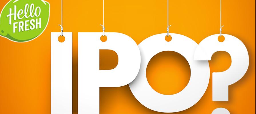 Meal Kit Company HelloFresh Eyes $1.8 Billion IPO