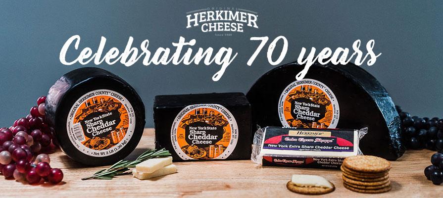 Original Herkimer Cheese Celebrates Milestone, National Award