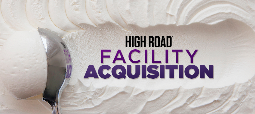 High Road Acquires Wisconsin Plant