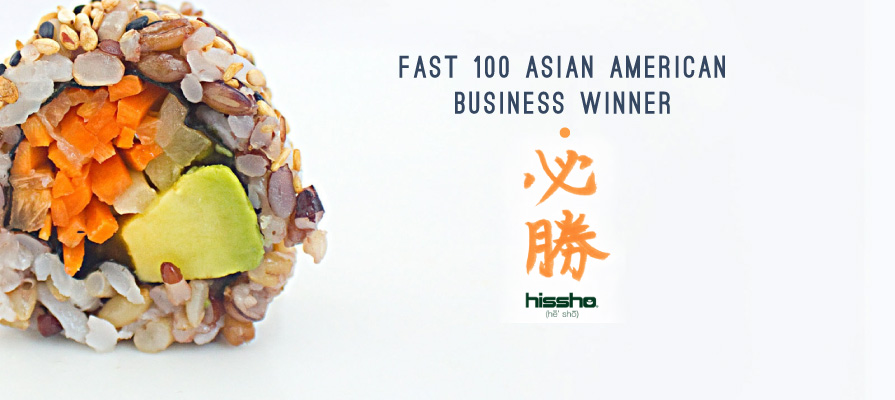 Hissho Sushi Named Amongst Fast 100 Asian American Business Winners for Second Year