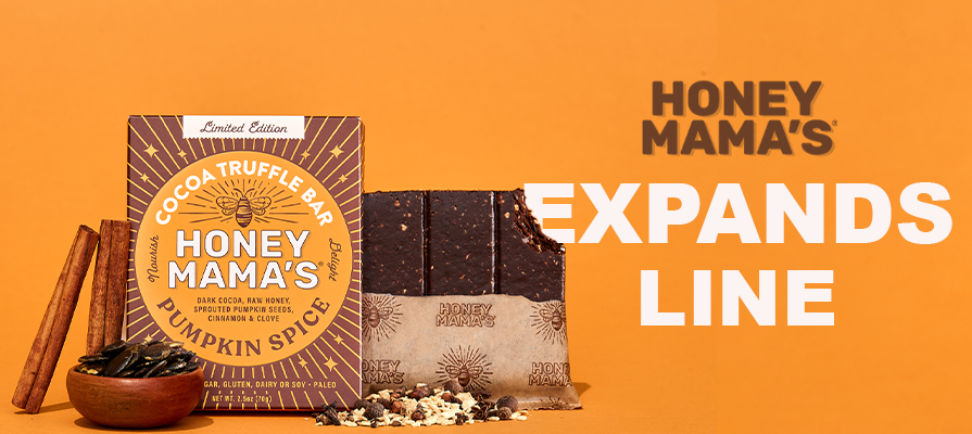 Honey Mama's Expands Lineup With Pumpkin Spice Flavor For a Limited Time; Founder Christy Goldsby Shares