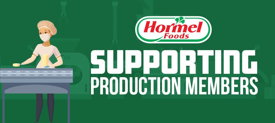Hormel Foods Announces Over $4 Million in Special Cash Bonuses for Plant Production Team Members