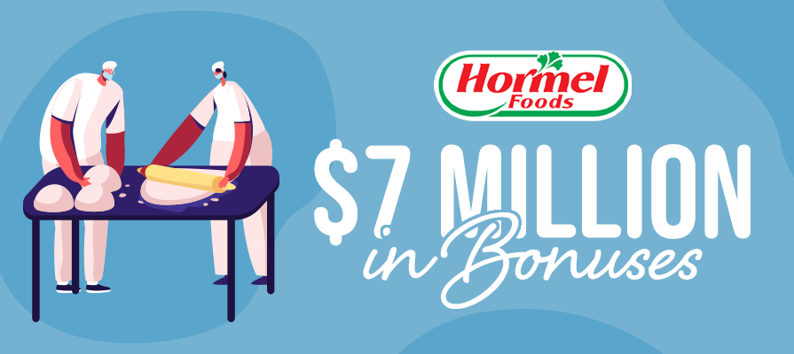 Hormel Foods Announces Over $7 Million in Second Round of Special Cash Bonuses for Plant Production Team Members