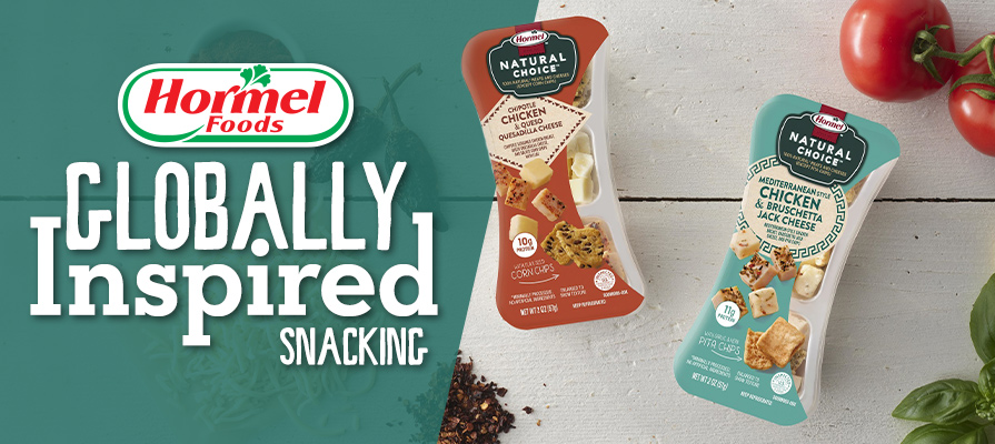 Hormel Adds Global-Inspired Flavors to Snacking Portfolio
