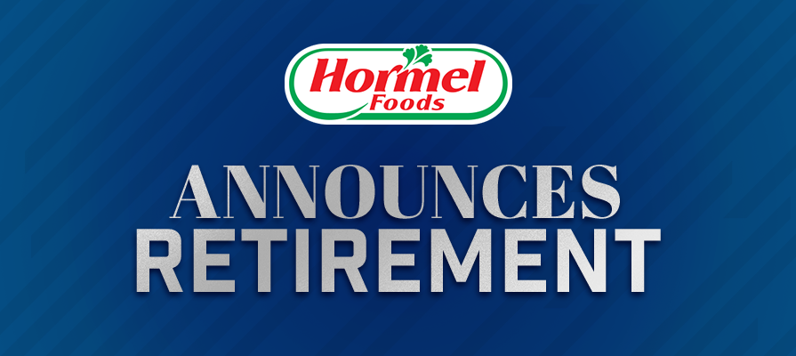 Hormel's Jim Splinter, Group Vice President of Corporate Strategy, to Retire