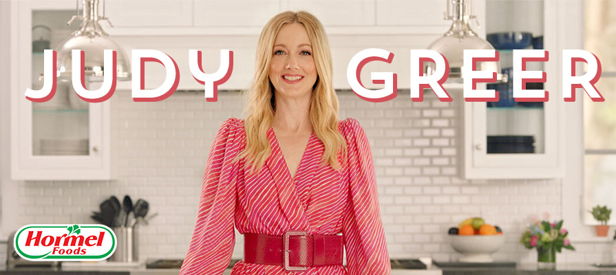 Hormel Foods Announces New National Campaign Featuring Actor Judy Greer