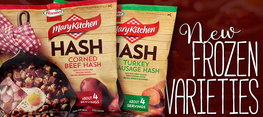 Hormel® Mary Kitchen® Introduces New Innovative Meal Solution