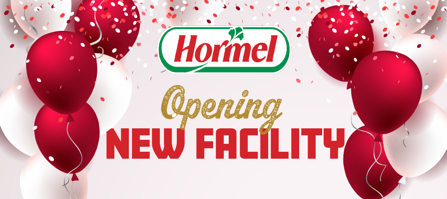 Hormel Foods Opens its Newest Production Facility